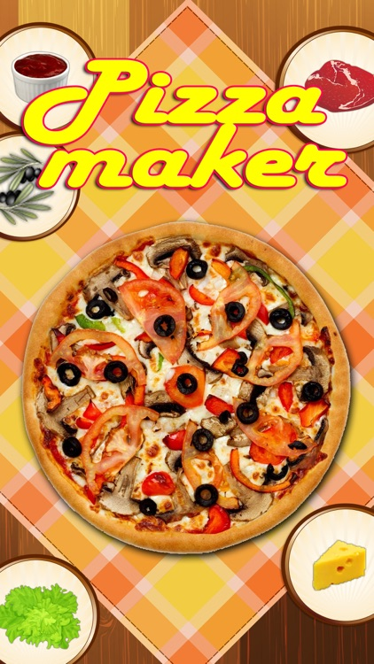 Pizza Maker Chef Mania screenshot-3