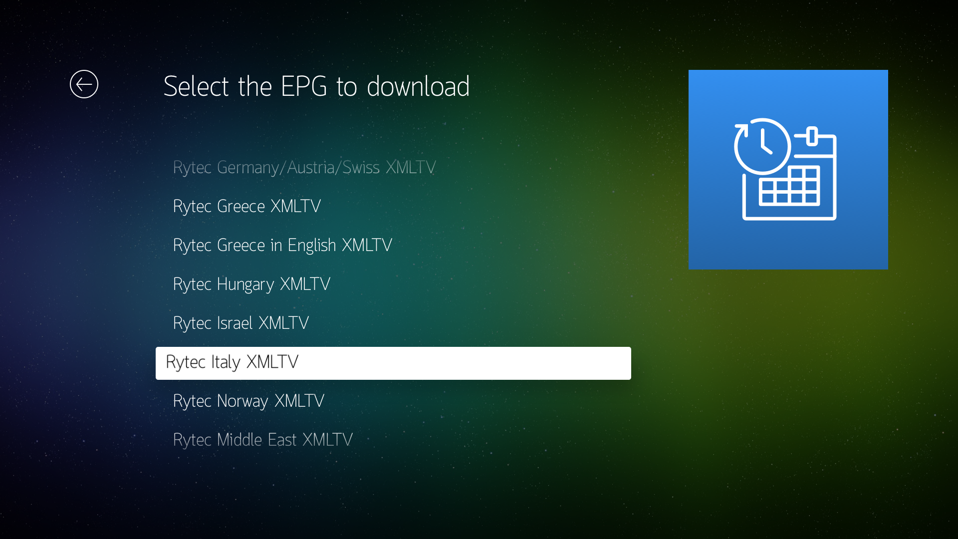 IP Television - IPTV M3U screenshot 15