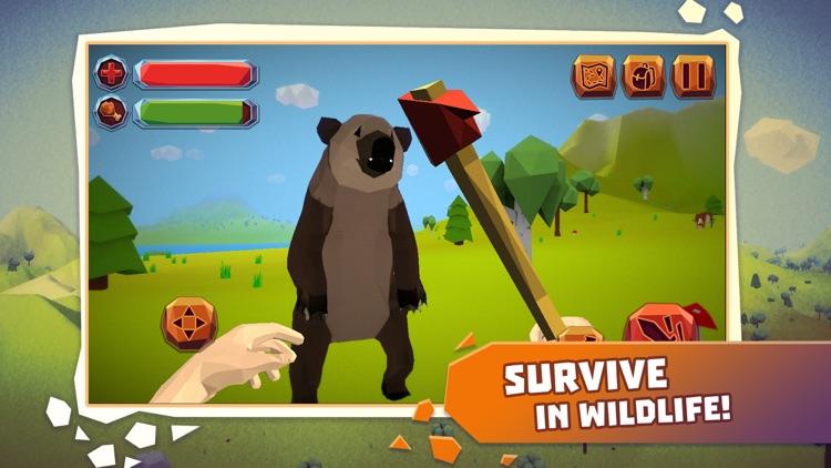 Survival Island - Craft 2 FREE screenshot-3
