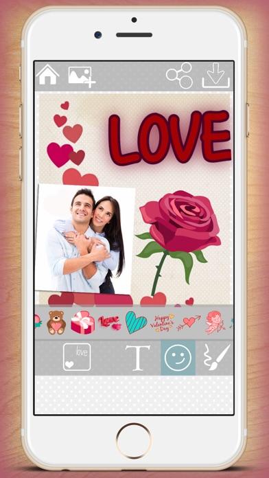 Editor de fotos de amor – fotomontajes para imágenes románticasCaptura de pantalla de5