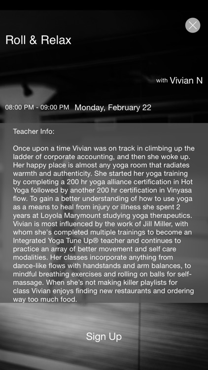 Evoke Yoga screenshot-3
