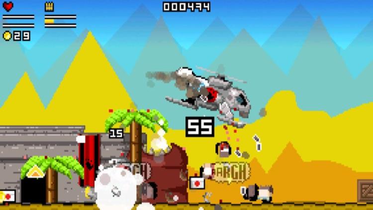 Gunslugs screenshot-0