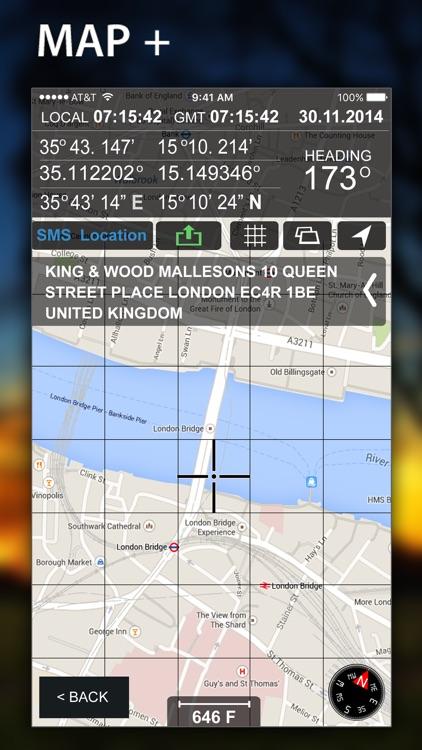 (CFSAC)Compass, Flashlight screenshot-3