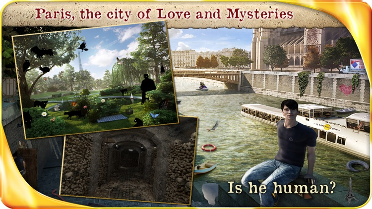A Vampire Romance – Extended Edition - A Hidden Object Adventure