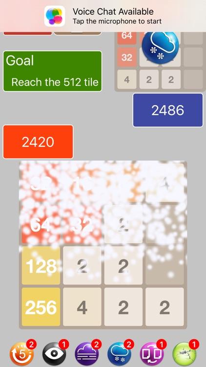 2048 Showdown: the ultimate Versus battle