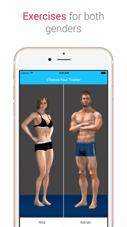 Appdominals Train Your Abs in 3D screenshot-4