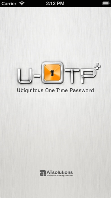 U-OTP+ for Windows