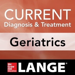 Current Diagnosis and Treatment: Geriatrics, Second Edition
