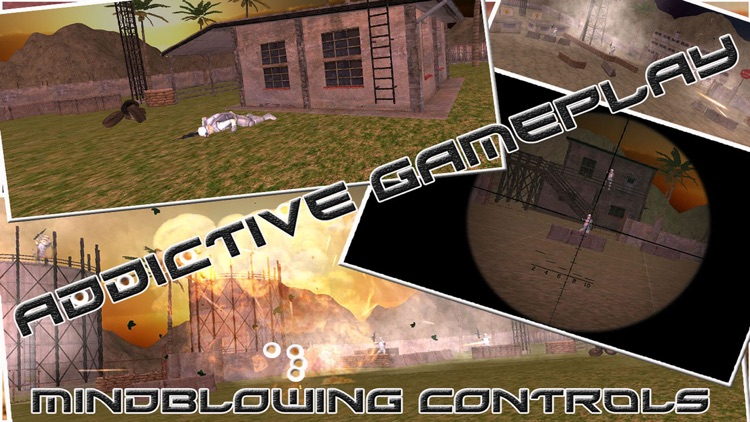 Modern Elite Sniper 3d - full fun free shooting game screenshot-3