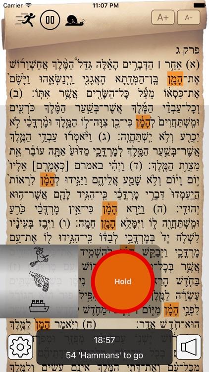 Megilat Esther מגילת אסתר screenshot-3