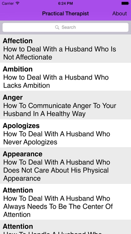 Practical Therapist II: Why Husbands Do What They Do and What to Do When They Do It