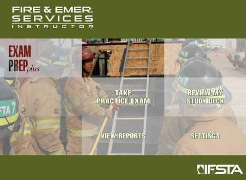 Fire and Emergency Services Instructor 8th Edition Exam Prep Plus ipad images