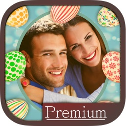 Easter photo editor camera holiday pictures in frames to collage - Premium