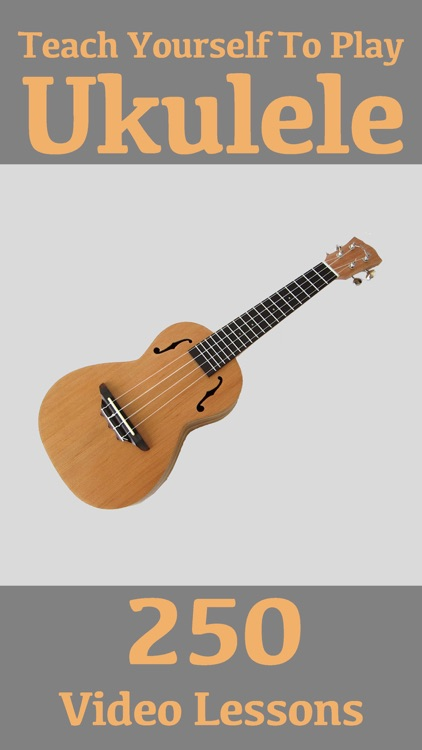 Teach Yourself To Play Ukulele
