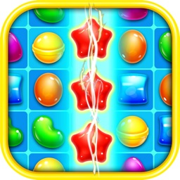 Candy Gems: match 3 best new game free puzzle