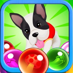 Bubble Slither Mania Pet Dog Pop