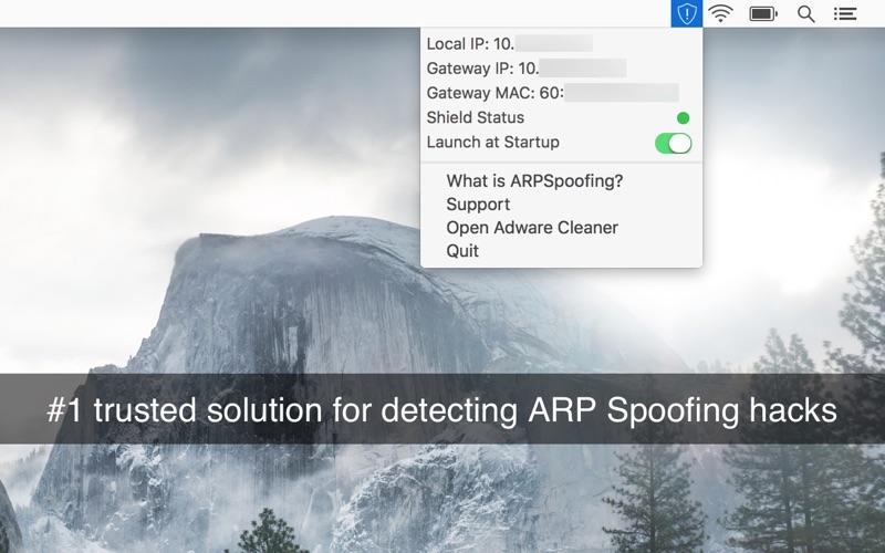 点击获取ARPShield - Data Theft Protector, Pro ARPGuard, Privacy Protector, and Malware Protector