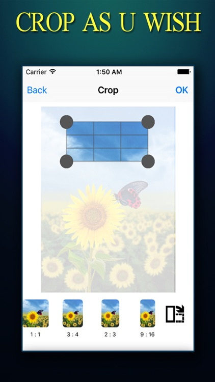 CROP ++ Photo Crop Editor With Instant Crop and Resize Tool