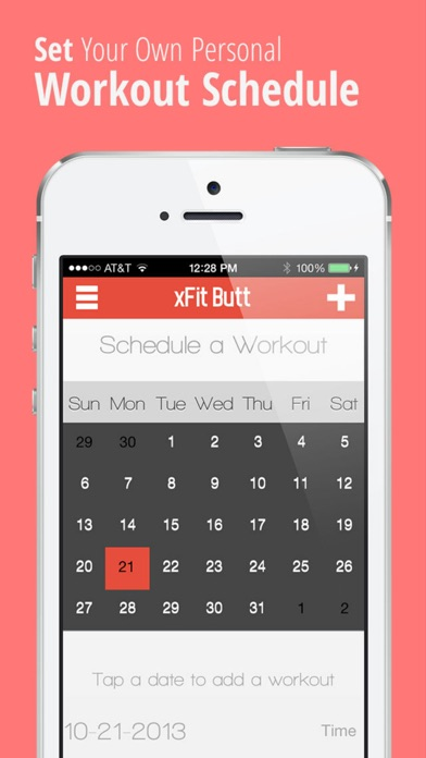 xFit Butt – Daily Personal Workout Trainer for Sexy Buns of Steel screenshot four