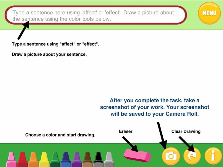 Carnival Grammar: Affect and Effect screenshot-4