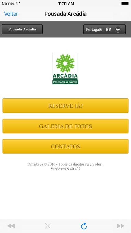 Pousada Arcádia screenshot-3