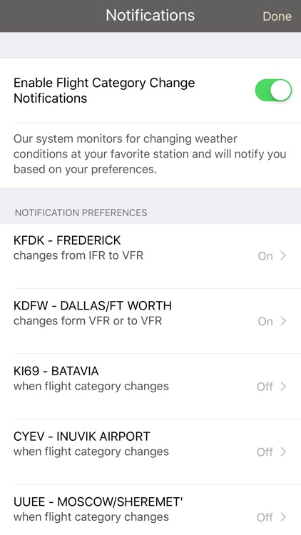 METARs Aviation Weather screenshot-3