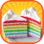 Arc-en-pâtissier - Une cuisine folle tour de gâteau, boulangerie & jeu de décoration