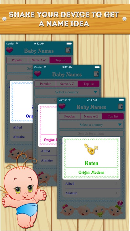 Baby Names - Popular names for boys & girls