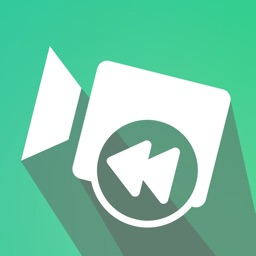 RevVideo - Backwards video creator cam with filters for Vine and Instagram