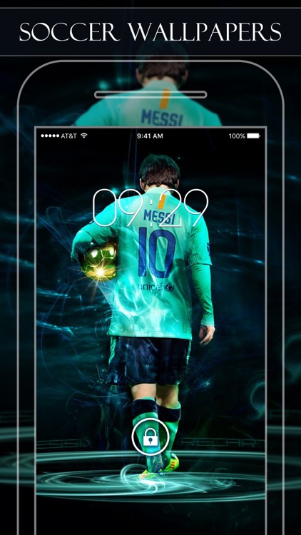 Soccer Wallpapers & Backgrounds HD - Home Screen Maker with True Themes of Football screenshot-3