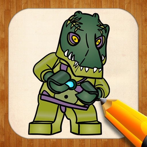 Drawing Ideas Lego Chima Version App Data Review Games