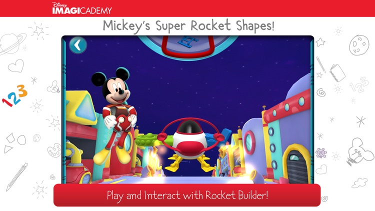 Mickey's Magical Math World screenshot-2