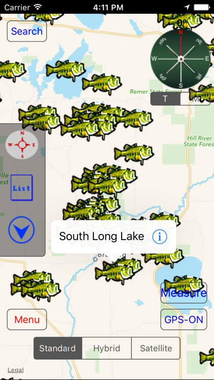 Minnesota: Fishing Lakes