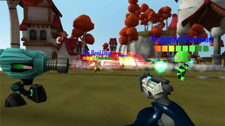 OVERCLOCK FPS Mehrspieler-Shooter