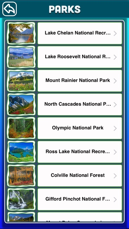 Washington National & State Parks screenshot-2