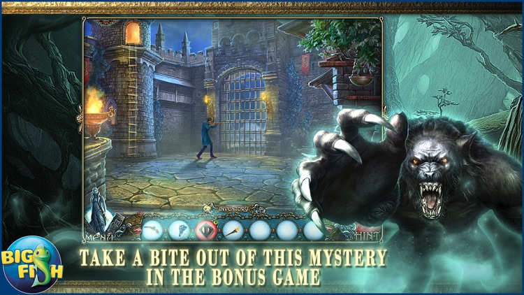 Shadow Wolf Mysteries: Tracks of Terror - A Hidden Object Adventure (Full) screenshot-3