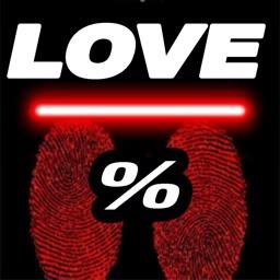 Valentine LOVE Calculator : Fingerprint Scanner Prank App