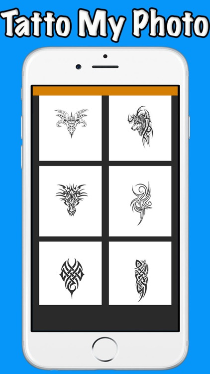 Tattoo my Photo : Add tattoos to your photos
