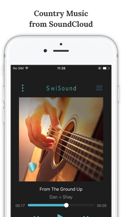 SwiSound – Country Music Streaming Service