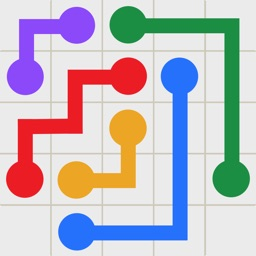 Point 2 Point - free puzzle digital connection game