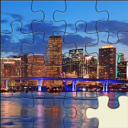 Jiggy Puzzlers - Skyline Collection Images