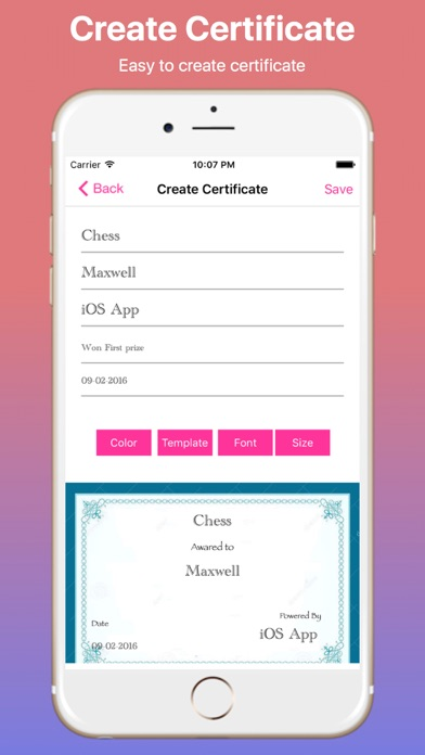 Certificate Maker APK for Android - Download Free [Latest