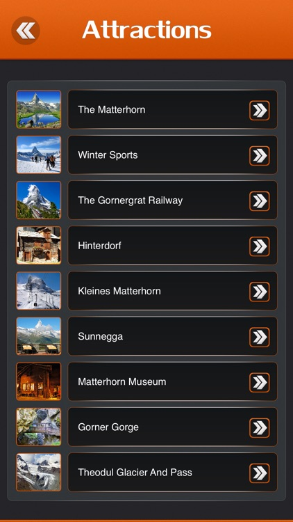 Zermatt Tourist Guide screenshot-2