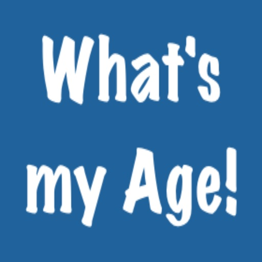What's my Age!