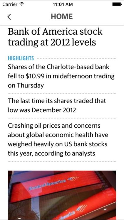 Charlotte News screenshot-3