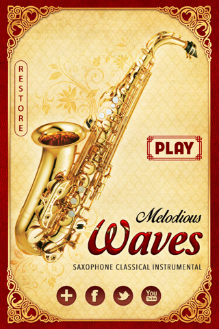 Instrument Melodious-Saxophone - náhled