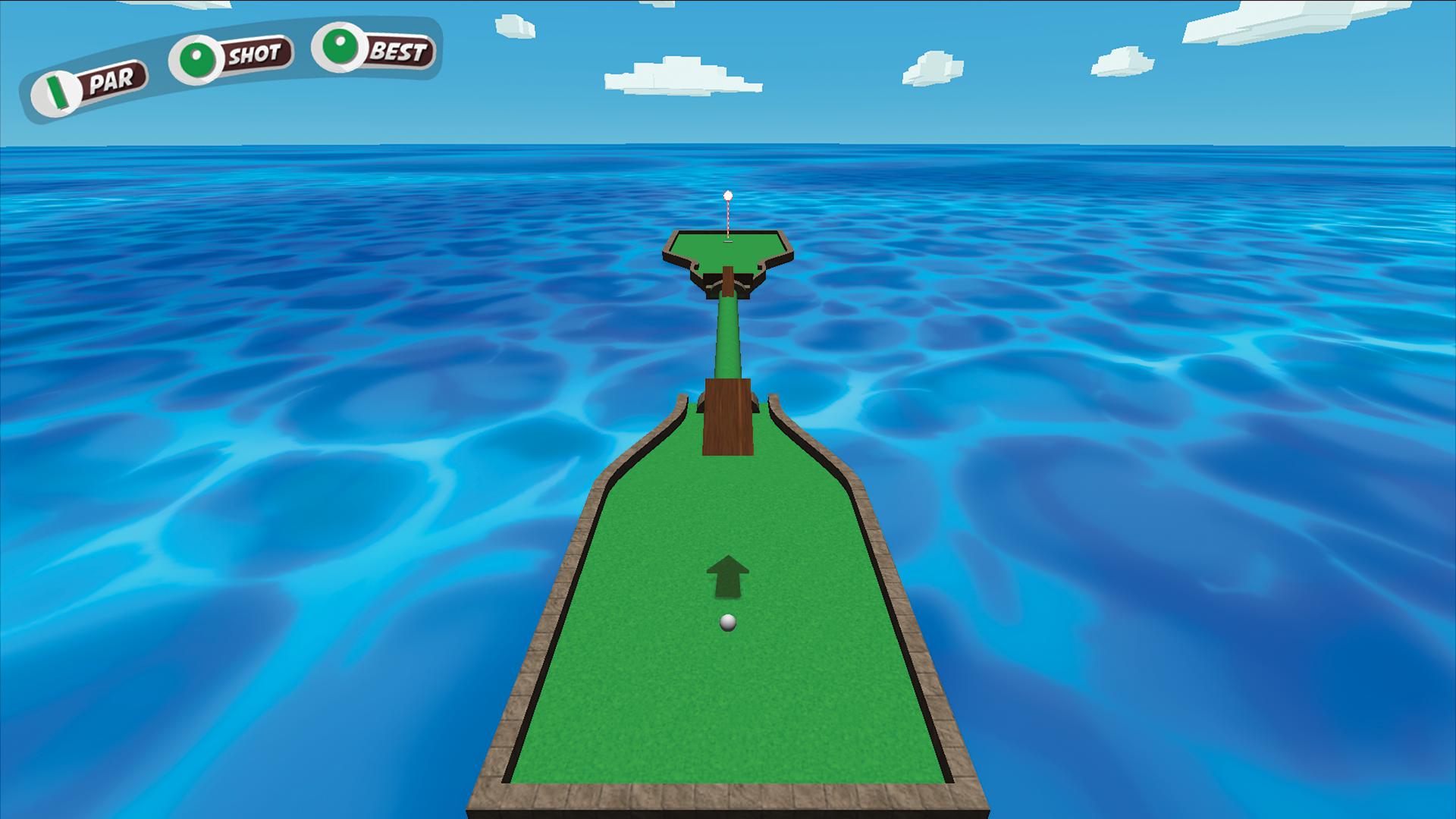 Mini Golf Star Retro Golf Game screenshot 15