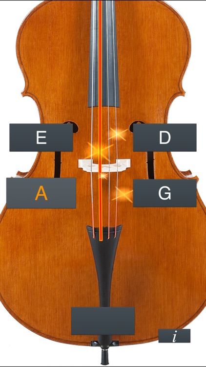 Double Bass Tuner Simple