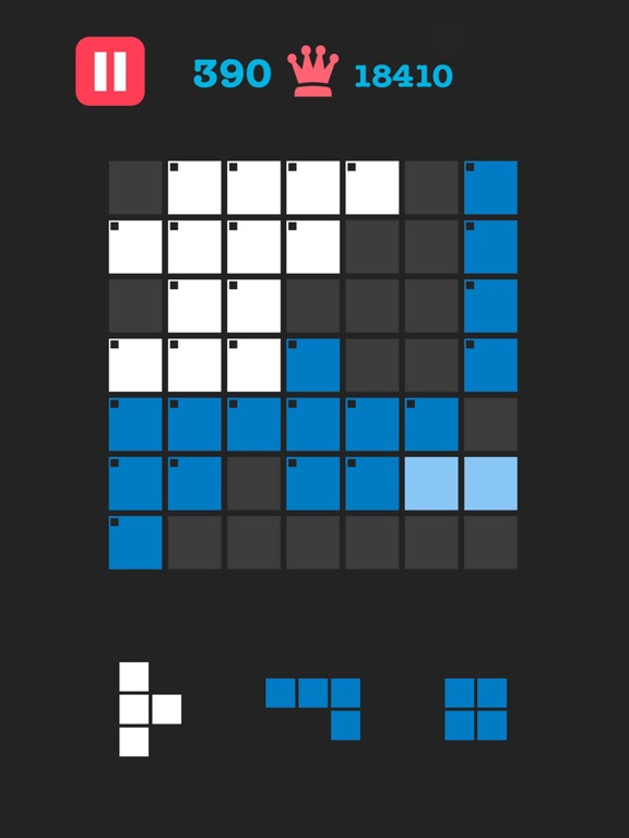 Скачать игру Free to Fit: Color block puzzle logic stack dots