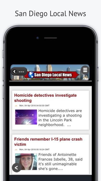 San Diego Local News